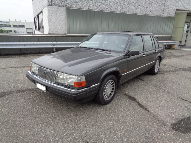 Volvo 960 Turbo 16v