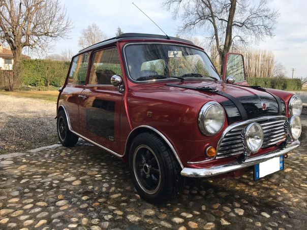Mini Copeer 1.3 John Cooper Works