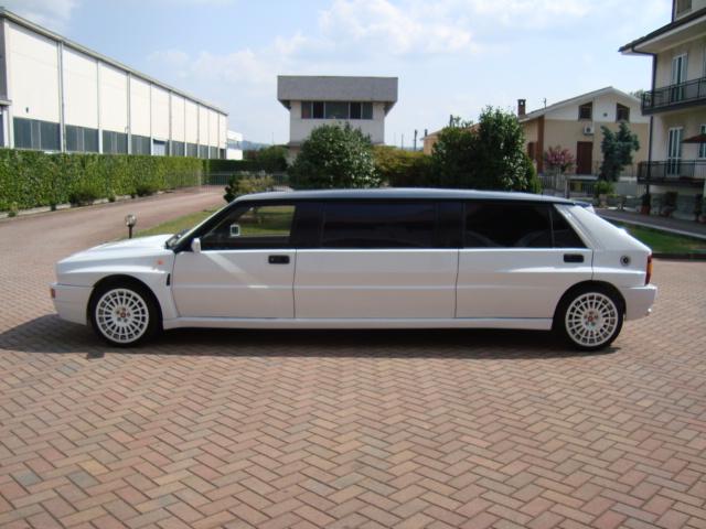 LANCIA Delta Evoluzione Limousine - Autolelo, auto e moto per passione